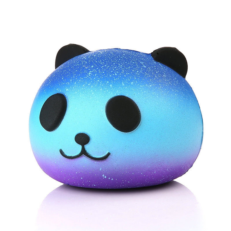Blue Panda Cream Scented Squishy Toy - Liked Buy