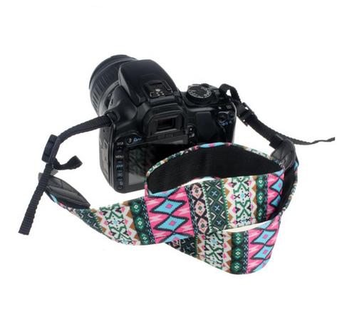Good Quality Vintage Camera Neck Strap