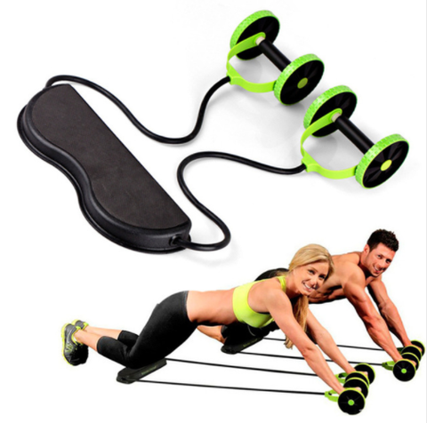 Abdominal Power Wheel Ab Roller - Liked Buy