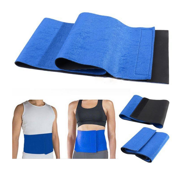 Fitness Belly Wrap Belt