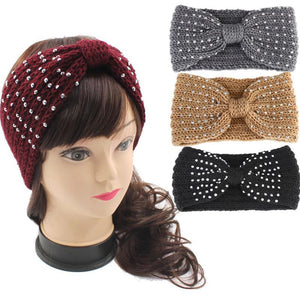 Ear Knitted Headband