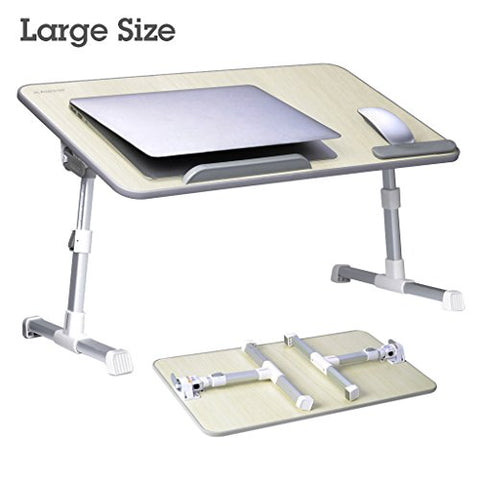 Adjustable Laptop Bed Coach Table - Liked Buy