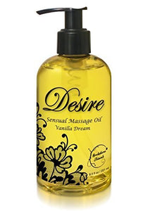 Natural Sensual Massage Oil