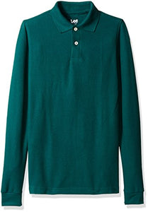 Modern Fit Long Sleeve Polo Shirts