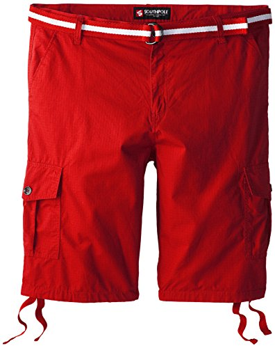 Belted Ripstop Basic Cargo Short - Liked Buy