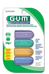 Anti-Bacterial Covers Gum Toothbrush - Liked Buy