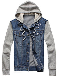 Slim Fit Denim Jacket