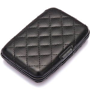 High quality soft pu leather wallet