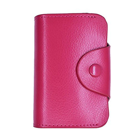 Genuine Leather Card Holder Mini Wallet