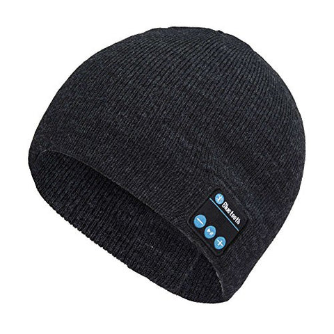Bluetooth Beanie Hat For Men - Liked Buy