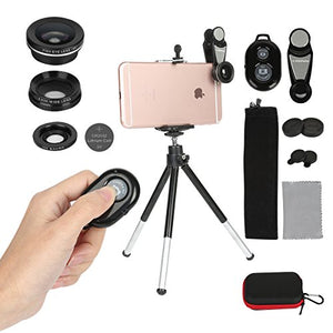 3 in 1 Phone Camera Lens Kit