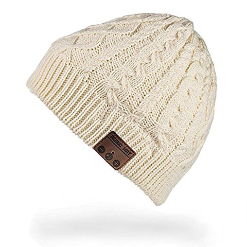 Knitted Winter Warm Music Hat