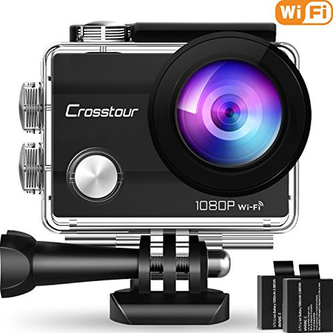 Full HD 12MP Waterproof Camera