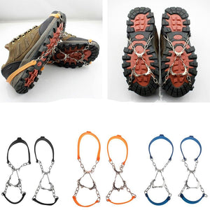 Boots Spikes Chain Crampons - Liked Buy