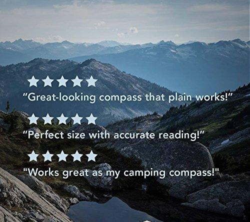 Best Camping Survival Compass - Liked Buy