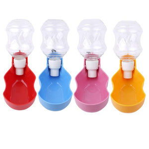 Plastic Travel Dog Water Bottle