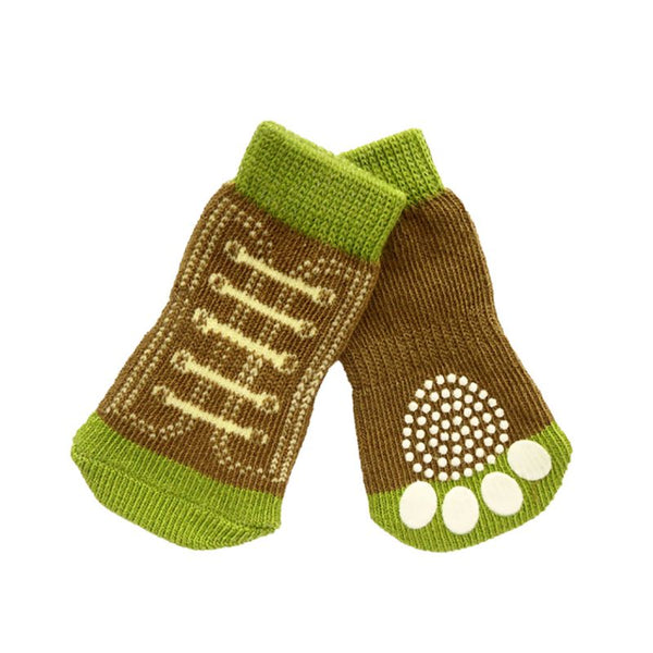 Anti-slip Cotton Knit Socks - Liked Buy