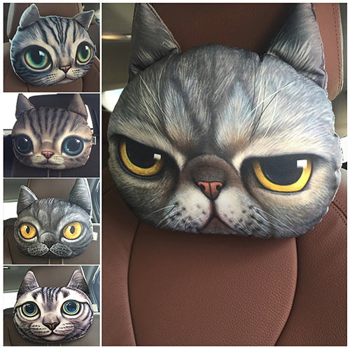 3D Simulation Cat Stuffed Toy - Liked Buy