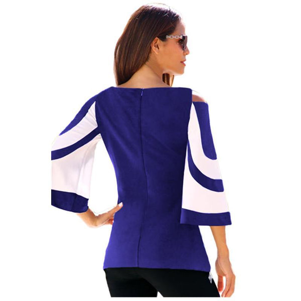Bell Sleeve Women Blouse - Liked Buy
