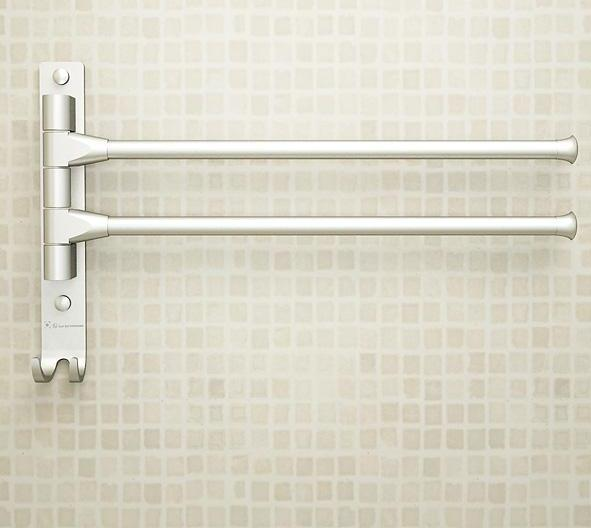 Aluminium Towel Rack - Liked Buy