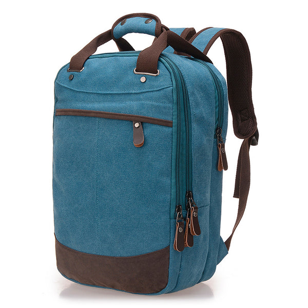Casual canvas computer backpack - Liked Buy