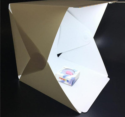 Folding Portable Studio Light Box