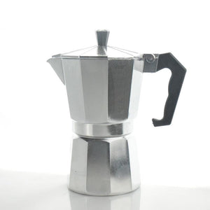 Classic Aluminum Coffee Maker - Liked Buy