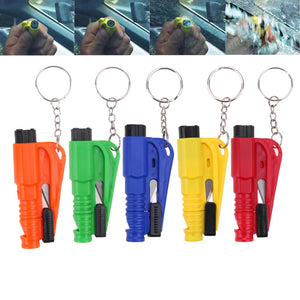Mini Safety Hammer Keychain