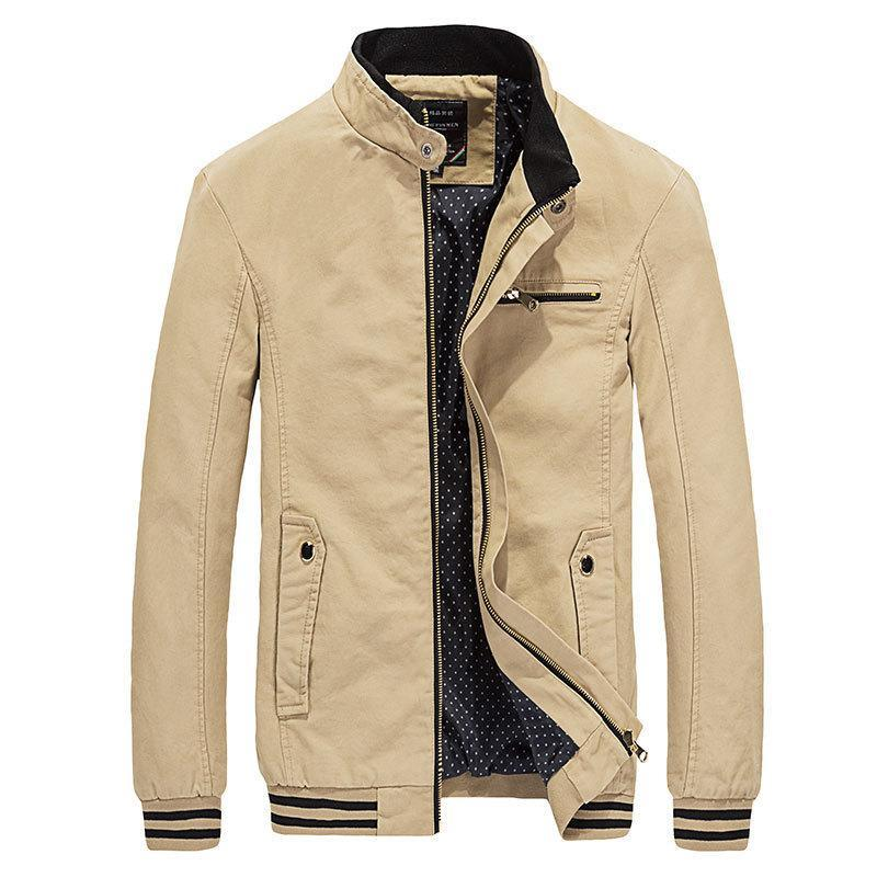 100% Pure Cotton Jackets - Liked Buy
