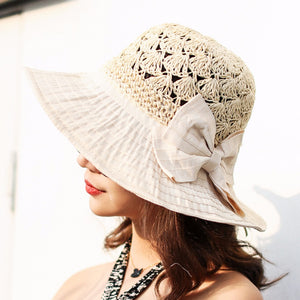 2018 New Fashion Straw Patch Hat - Liked Buy
