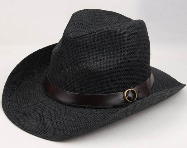Beach Cowboy Straw Hat - Liked Buy