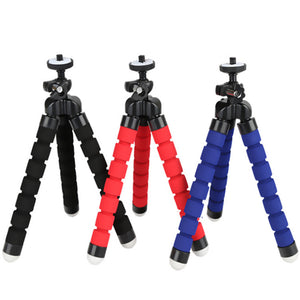 Mini Flexible Octopus Tripod Camera Stand