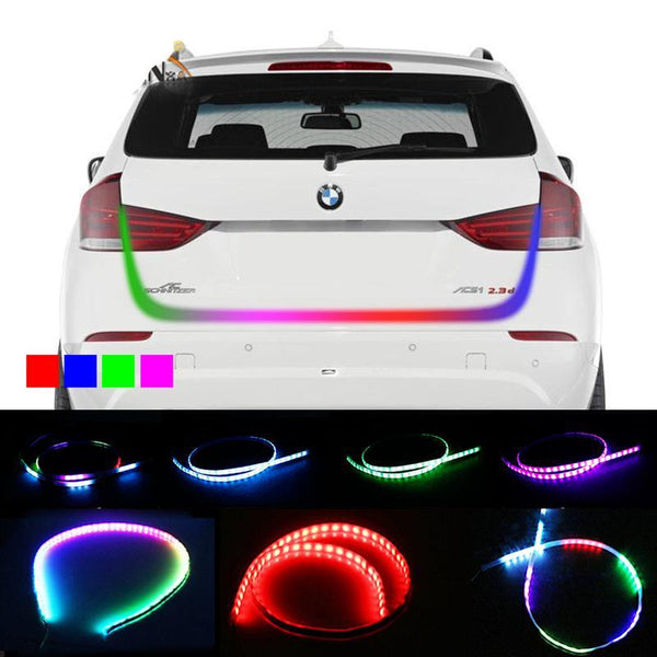 Car Styling LED Warning Lights - Liked Buy
