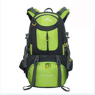 Large Capacity Waterproof Travel Backpack