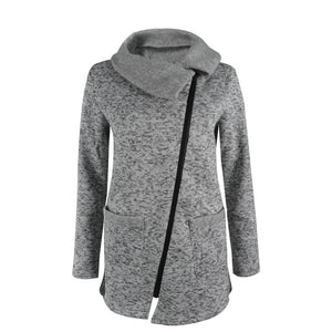 Women Slim Fleece Jacket