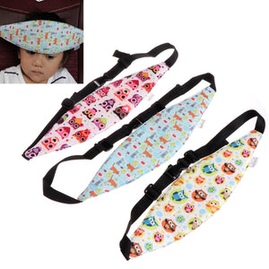 Car Seat Sleep Head Support Holder Belt - Liked Buy