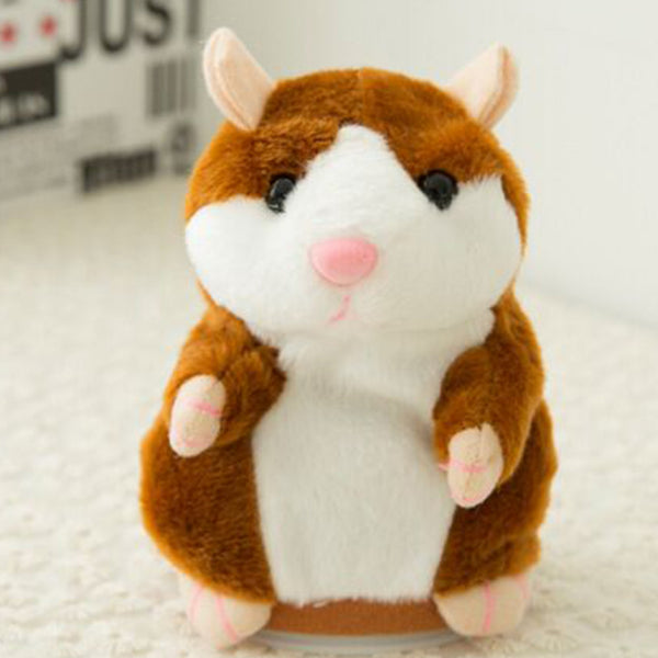 Electronic Animal Plush Toy