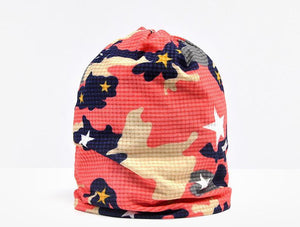 Thin Camouflage Hip Hop Beanies