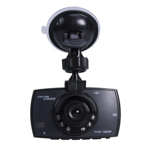 HD Dash-Cam Dual Camera