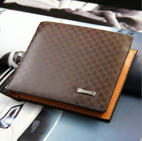 Genuine Leather Luxury Wallet