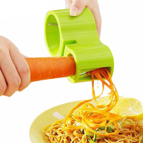 Multi-function screw grater