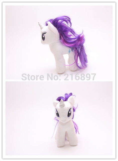 Cartoon Horse Unicorn Plush Toys - Liked Buy