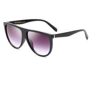 Big one lens mans black Sun Glasses - Liked Buy