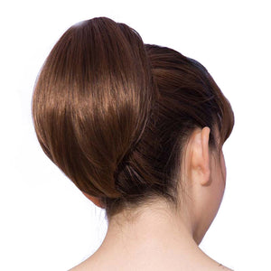 Natural Claw  Short Ponytail Synthetic Hair