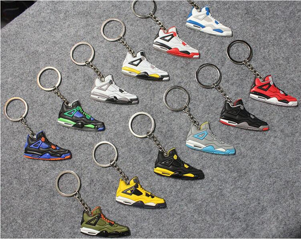 Basketball Shoes Key Chain