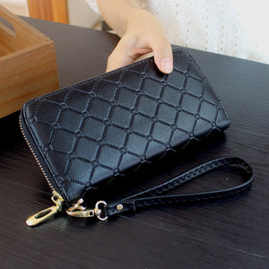New Design PU Leather Soft Wallet