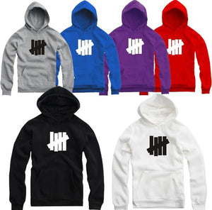 Cotton Sports Undefeated Hoodies - Liked Buy