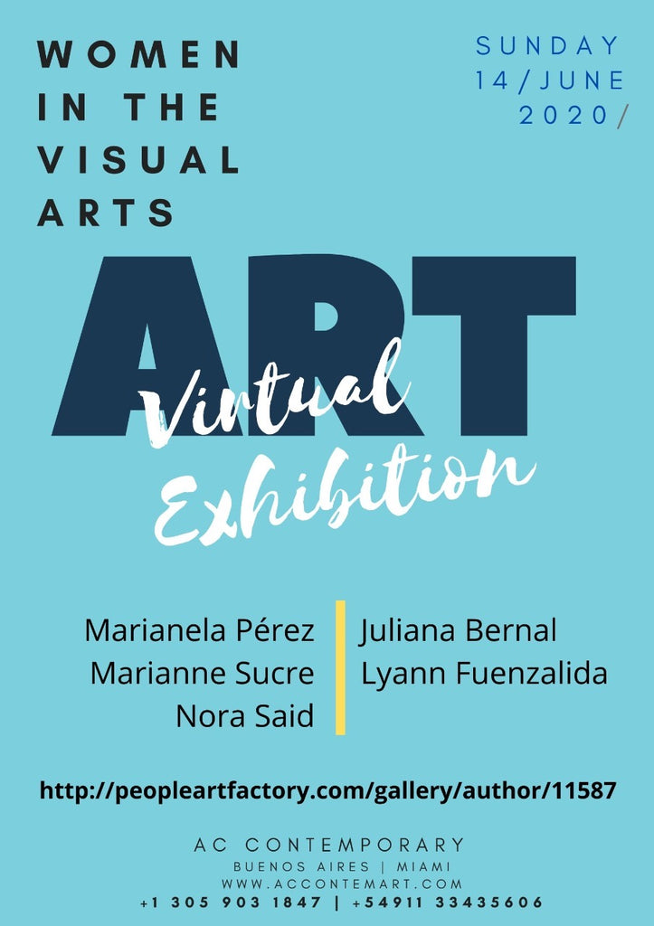 Women in the Visual Arts - Art Virtual Exhibition