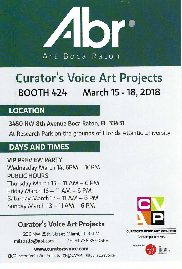 Art Boca Raton Exhibition