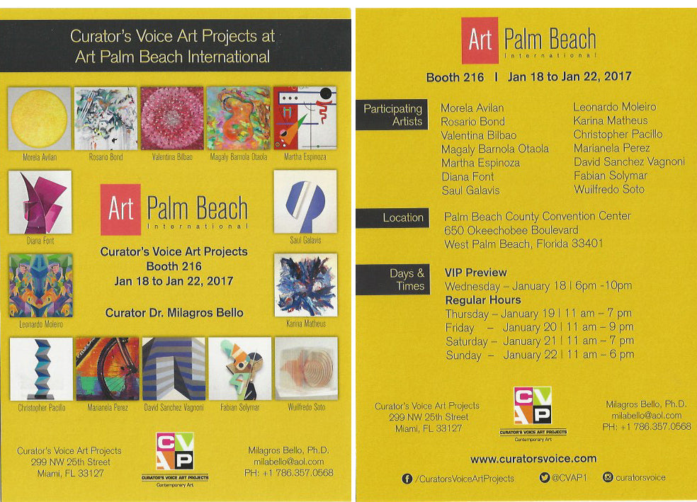 Art Palm Beach Exhibition